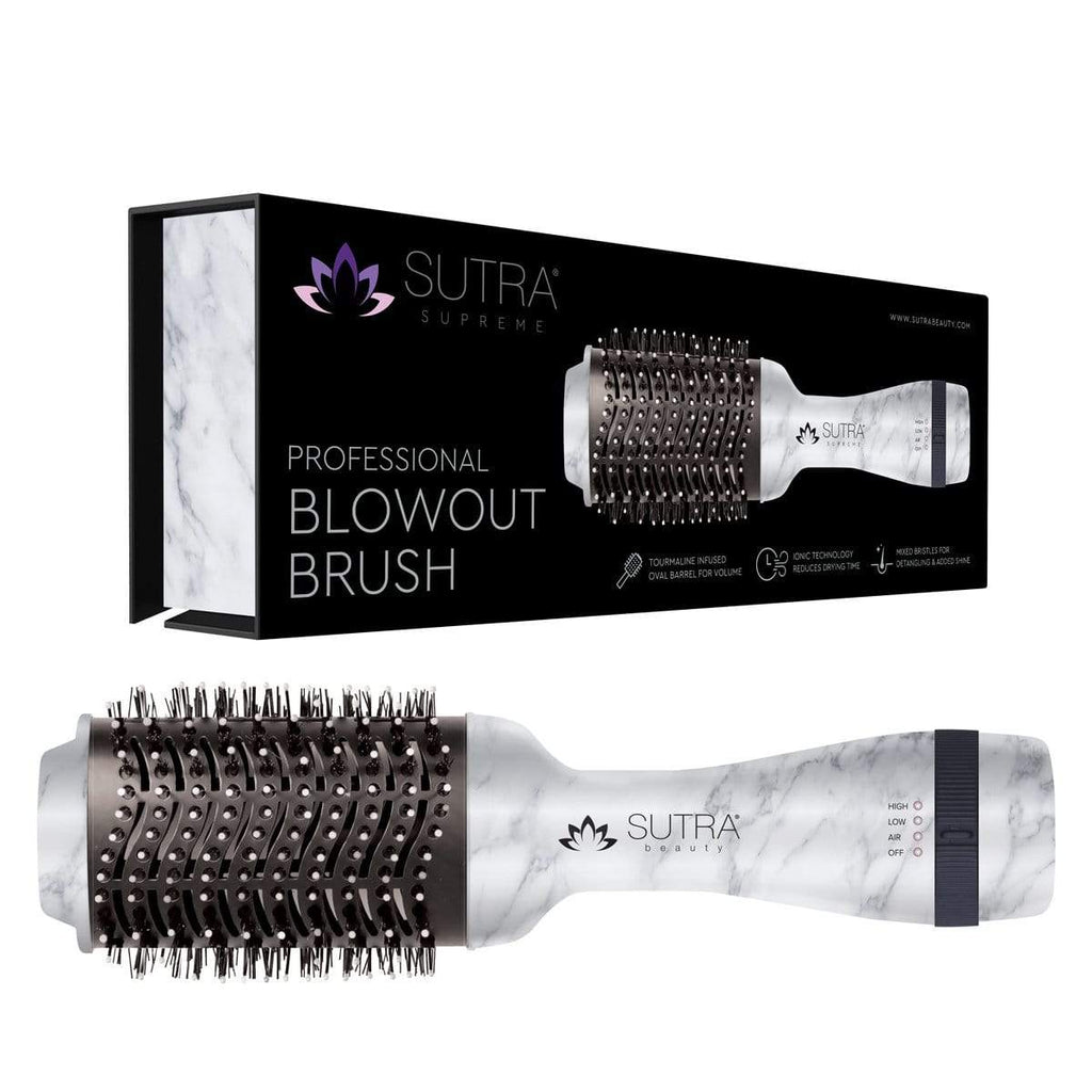 Sutra Professional Blowout Brush Marble.