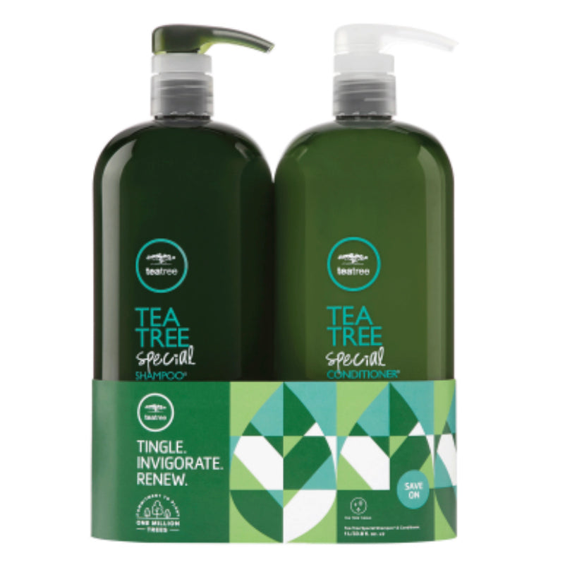 Paul Mitchell Tea Tree Special Litre Duo