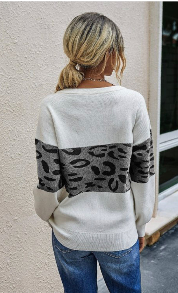 Janna light weight sweater