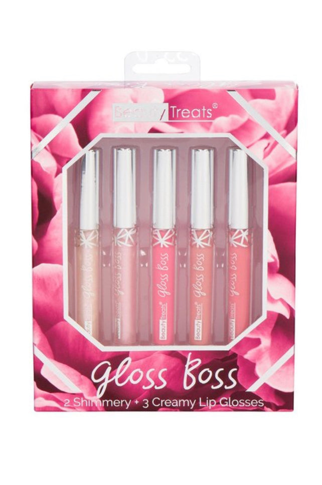 Beauty Treats Gloss Boss Set