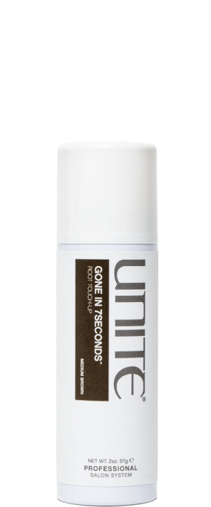 Unite Gone in 60 seconds Root Cover Up Medium brown
