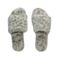 Snow Leopard - Malvados Slippers