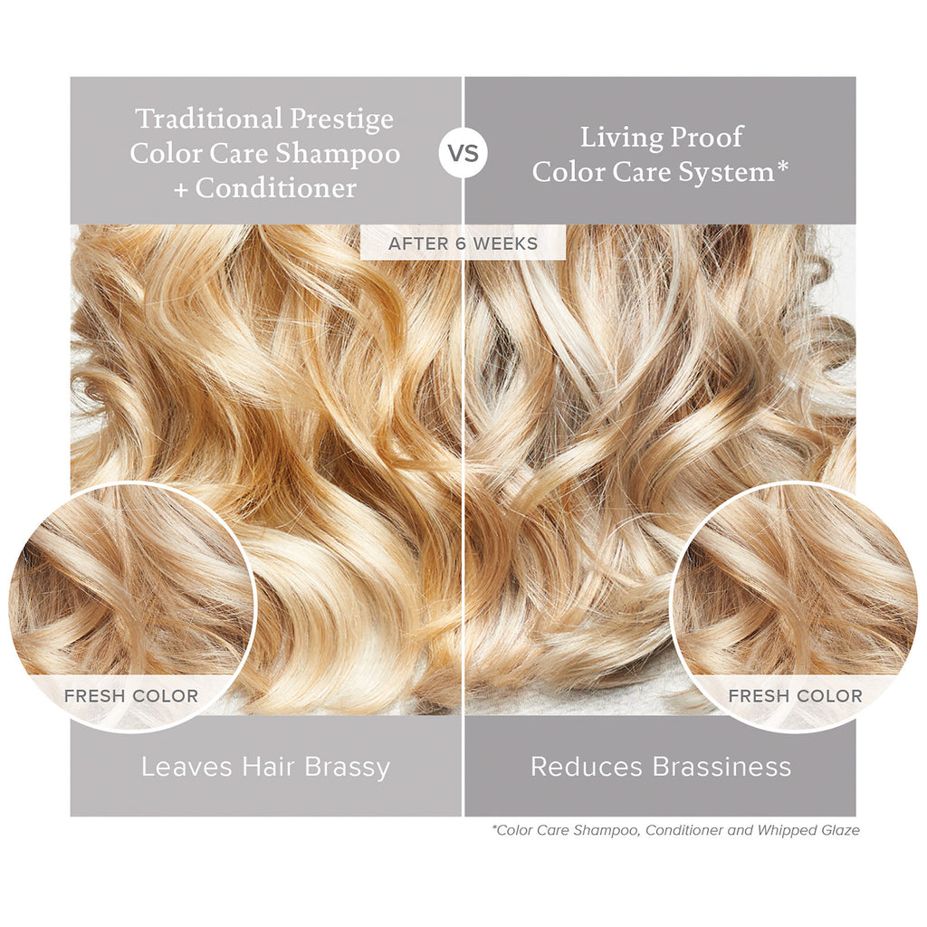 Livingproof Color Care Whipped Glaze for Lighter Tones