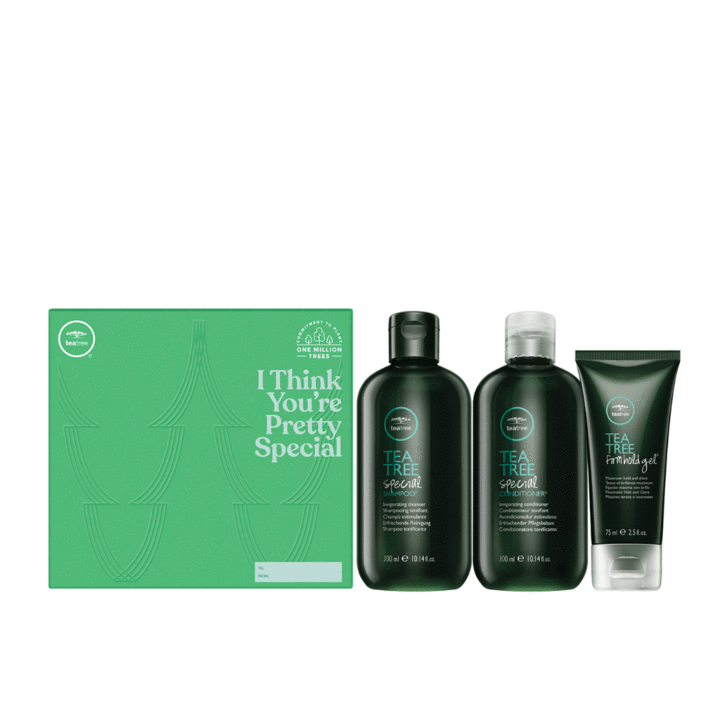 Tea Tree Invigorating Gift Set