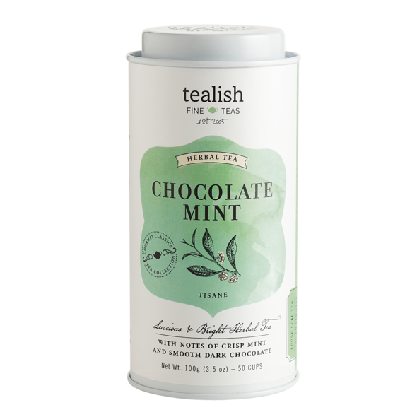 Tealish Chocolate Mint