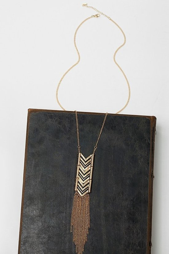 Erika Nichol Gold Necklace