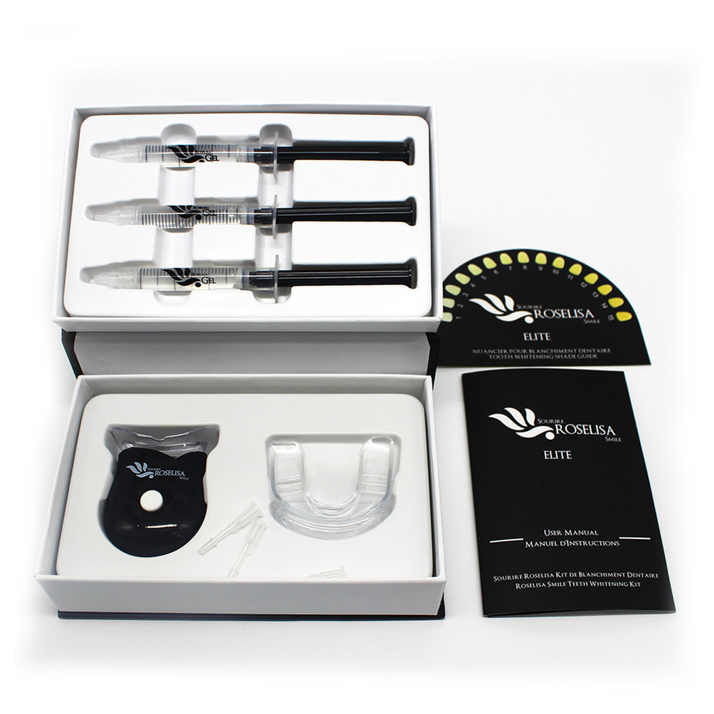 Roselisa Teeth Whitening Kit