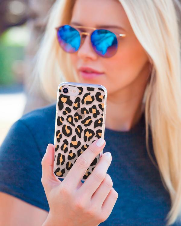 Casery leopard phone case