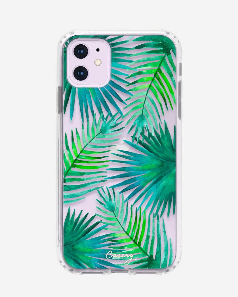 Casery palm leaves phone case