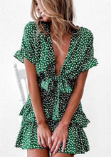Load image into Gallery viewer, Mini summer dress