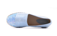 Load image into Gallery viewer, Espadrille baby blauw