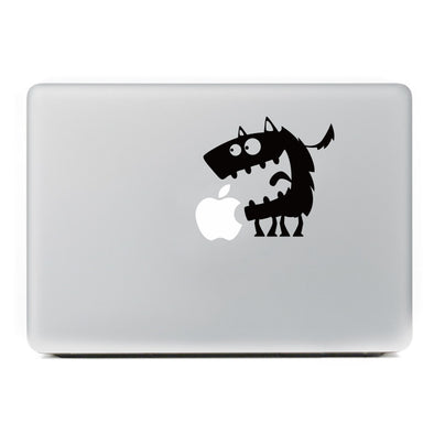 Cute Little Monster Laptop Sticker for MacBook