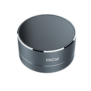 Wireless Bluetooth Mini Portable Metal Speaker