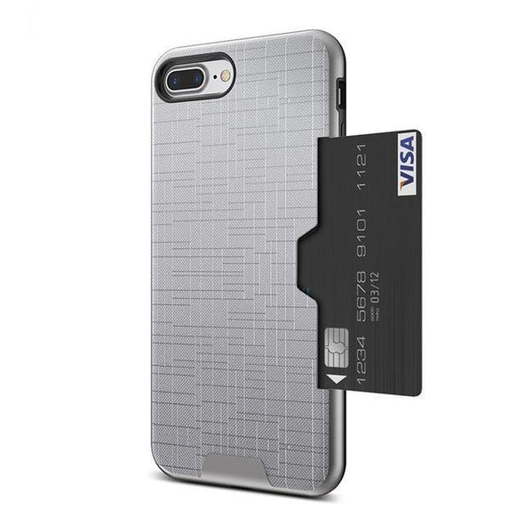 Card Slot Case For iPhone
