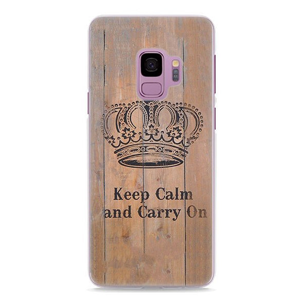 King & Queen Cases for Galaxy