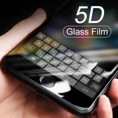 5D Screen Protector Tempered Glass