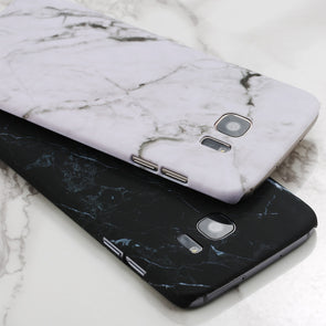 Fashion Marble Granite Stone Phone Case For Samsung Galaxy S8 S9 Plus, S7 Edge Note8