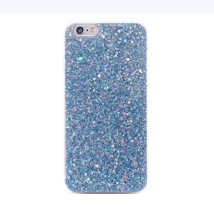 Silicone Bling Soft Case for iPhone 5 5S 6 6S 7 8