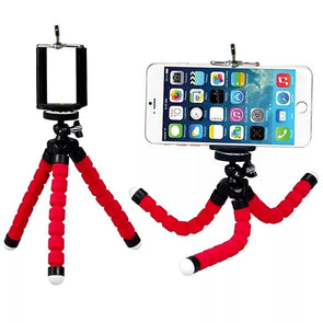 Flexible Tripod Holder For Action Camera Gopro Hero 33+4