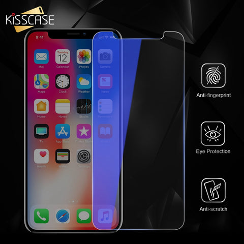 Tempered Glass Mirror Screen Protectors for iPhone