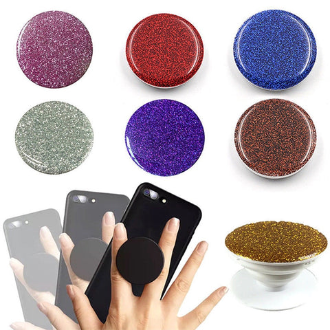 Glitter Expanding Mobile Holder Mount for Phone &Tablet Stand