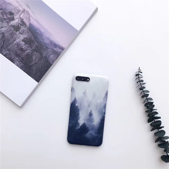 Scenery Painted Case for iPhone