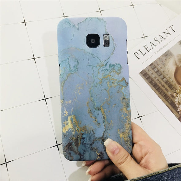 Beautiful Flower, Moon , & Marble Cases for iPhone