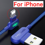 USB Cable For iPhone Apple X XS MAX XR 8 7 6 5 6s