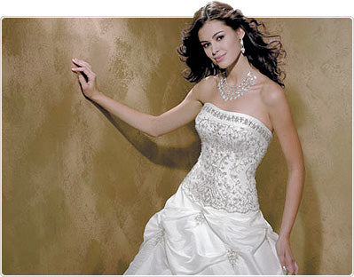 Bridal Gowns from Designers like Allure Bridals