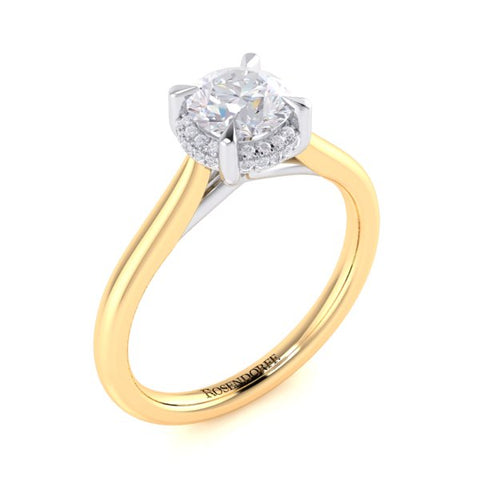 Brilliant Collection Diamond Ring - Design Only