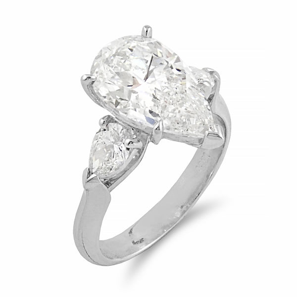 Bliss Collection Diamond Trilogy Ring
