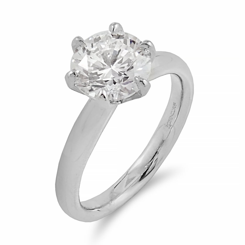 Brilliant Collection Diamond Solitaire | Shop Online | Ring - Rosendorff