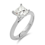 Princess Collection Solitaire | Shop Online | Ring - Rosendorff