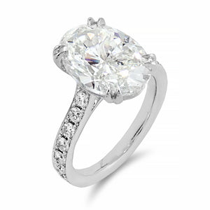 Belle Collection Diamond Ring | Shop Online | Ring - Rosendorff