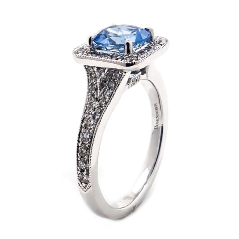 Amazing Aquamarine Ring