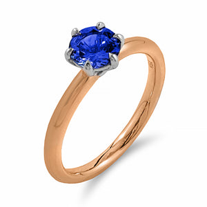 Brilliant Tanzanite Collection Solitaire