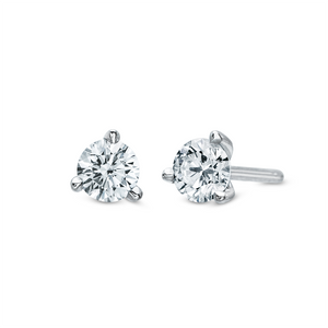 Super Brilliant Diamond Stud Earrings