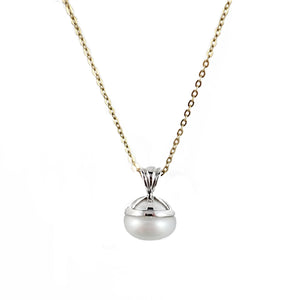 Classic Cultured Pearl Pendant | Shop Online - Pendant - Rosendorffs Diamonds Perth, Australia