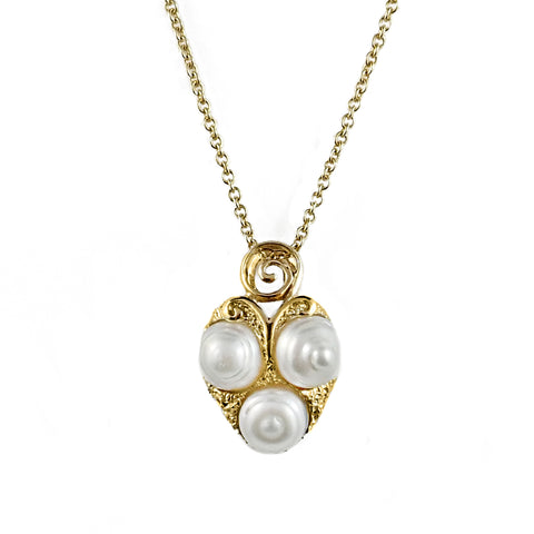 West Australian inspired South Sea Pearl Pendant | Shop Online | Pendant - Rosendorff