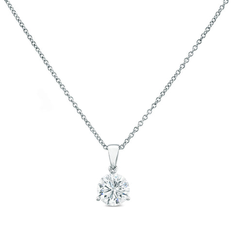 Super Brilliant Diamond Pendant
