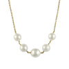 Broome Pearl and Gold Chain