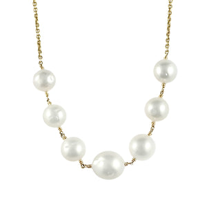 Rosendorff South Sea Pearl Necklace | Shop Online - Necklace - Rosendorffs Diamonds Perth, Australia