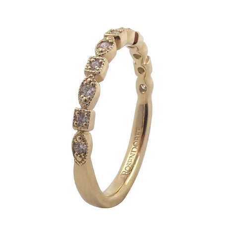 Brilliant Cut Diamond Ring 18ct
