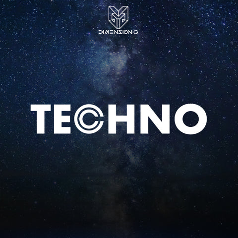 Techno Decal