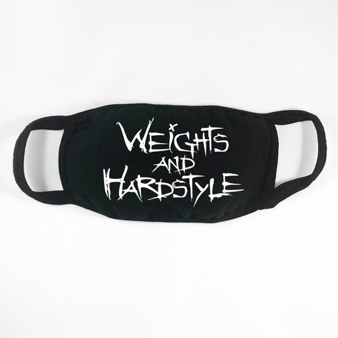 Weights and Hardstyle Face Mask