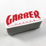 Gabber Sticker