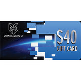 Dimension G Gift Card
