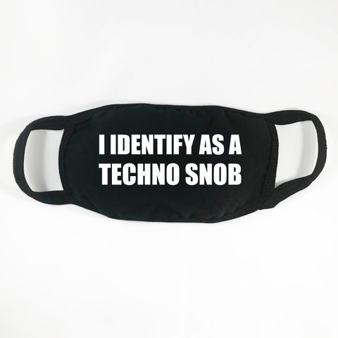 Techno Snob Mask