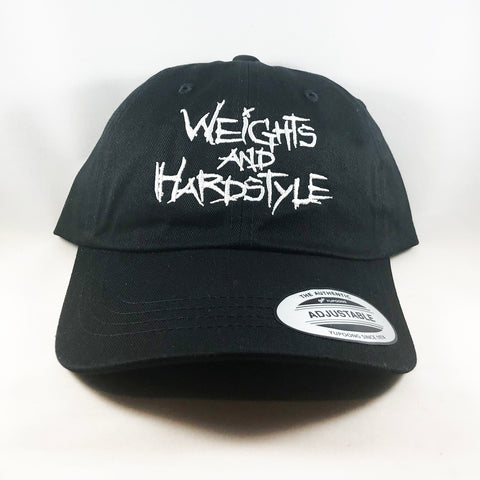 Weights and Hardstyle Dad Hat