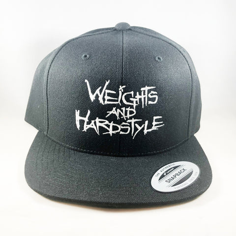 Weights and Hardstyle Snapback